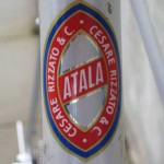 Atala head badge