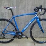 Carbon fiber road bikes
