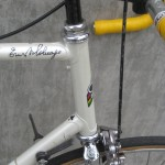 Classic Colnago style