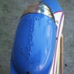 Delta Rocket Ray lamp