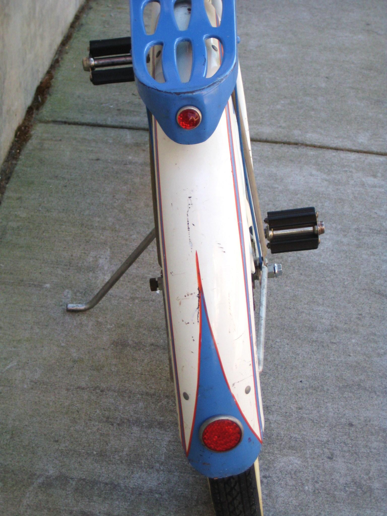 f05ac10a7c8 1955 B.F. Goodrich Schwinn Starlet bicycle | Classic Cycle ...