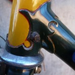 Nervex Pro lugs with oil port
