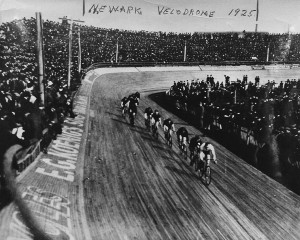 Newark Velodrome 1925