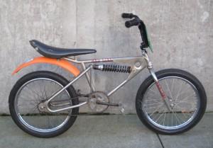 1975 Redline Monoshock BMX