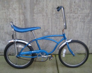 The Shepherd family's 1976 Schwinn Sting-Ray
