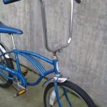 Tall bars made for sweet wheelies