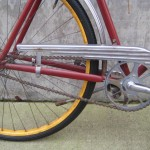 Aluminum chain guard and fenders