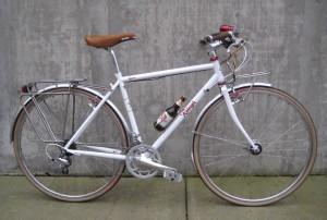 Pauil's custom Raleigh Rainier