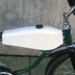 Fake fuel tank