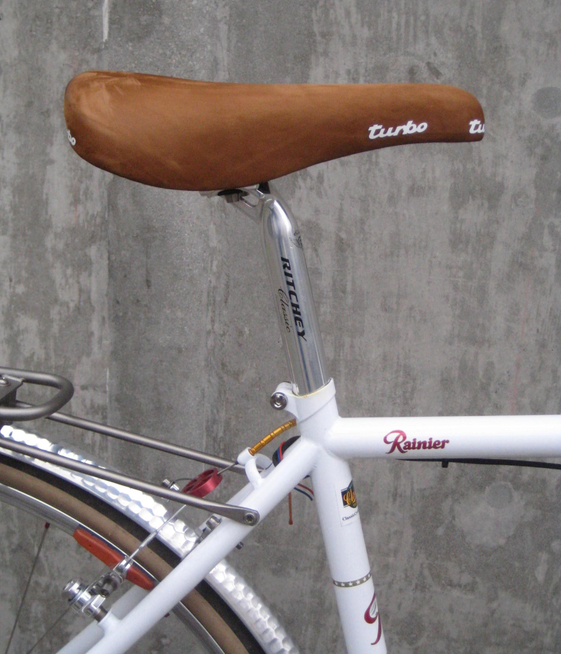 Custom Raleigh Rainier Bike At Classic Cycle Bainbridge