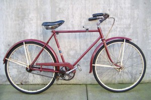 1945 Schwinn New World