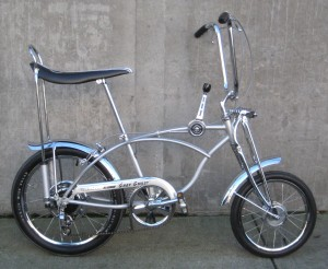 1971 Schwinn Grey Ghost