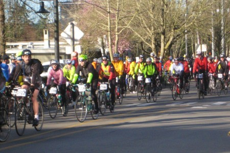 Chilly Hilly warm-up rides January 29th and February 12tth