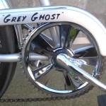 The crankset looks like a mag wheel