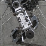 Close-ups of the parts tell a lot about your bike
