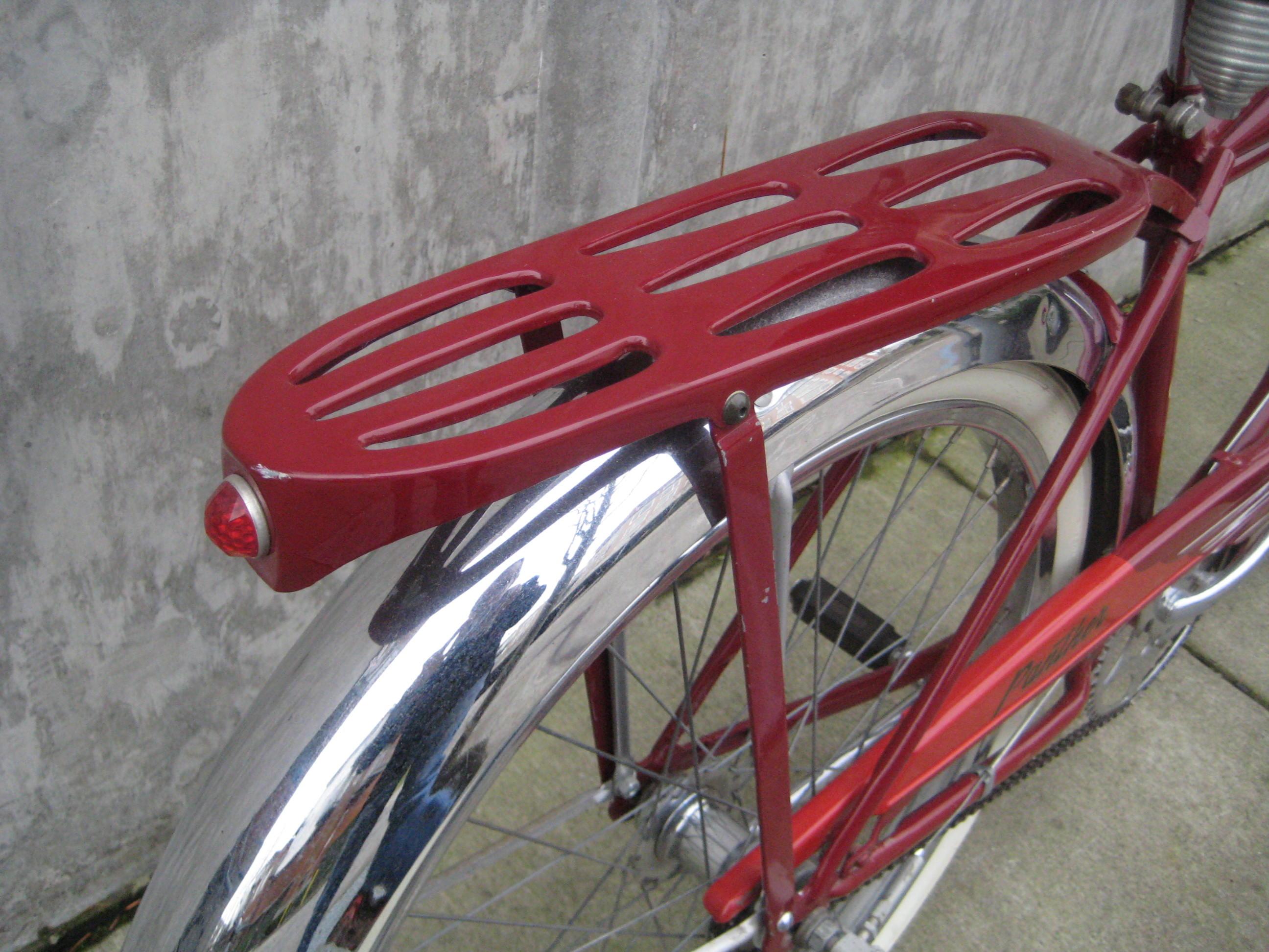 1953 Amp 1954 Schwinn Panther Cruiser Balloon Tire Bikes