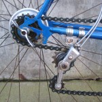 Cyclo twin wire derailleur