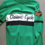 Long sleeve green
