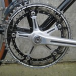 Possibly a Galli crankset
