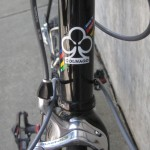 Head tube badge