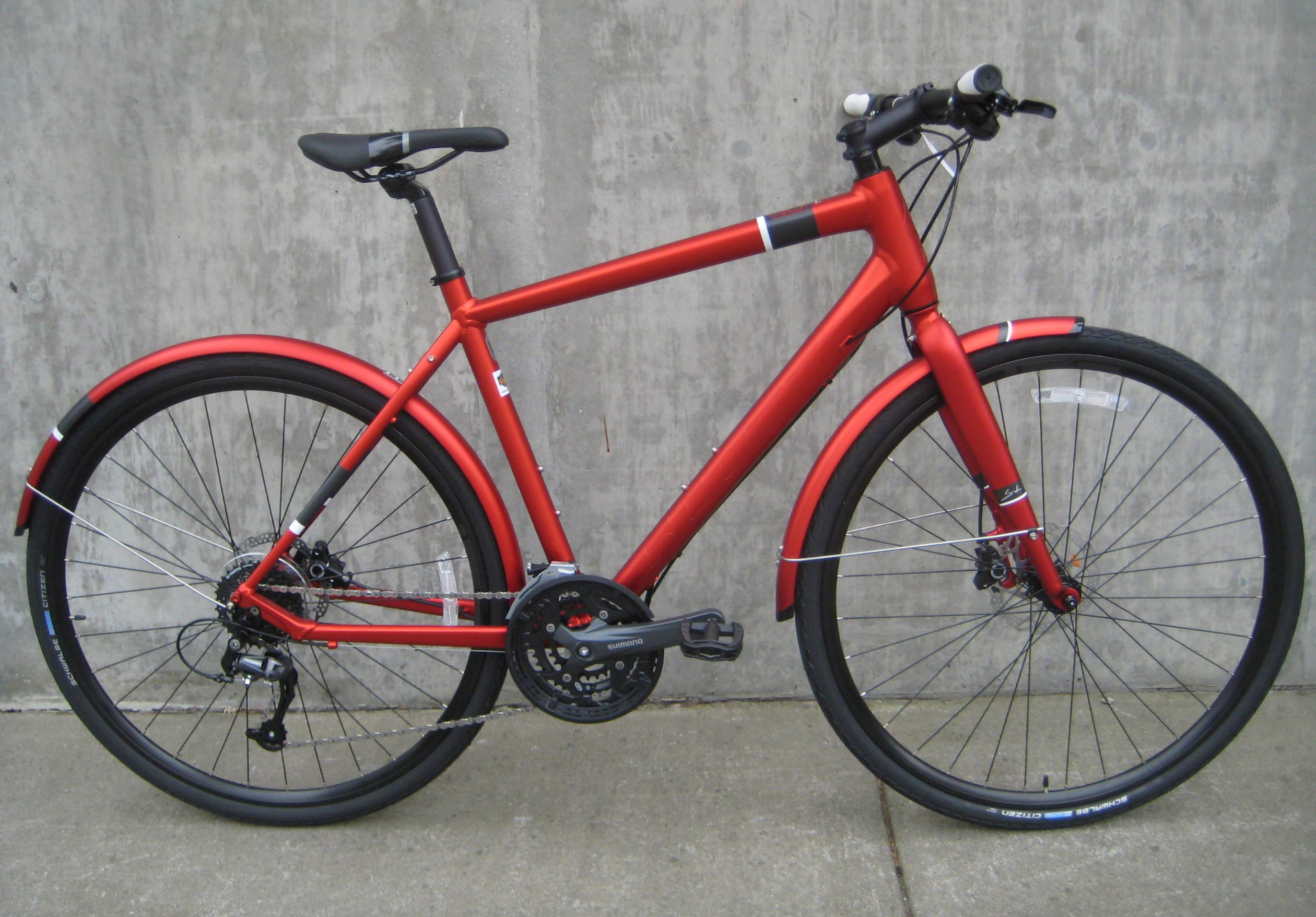 Hybrid Scott Classic Cycle Bainbridge Island Kitsap County