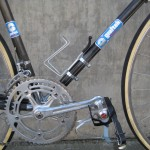 What else? Campagnolo components