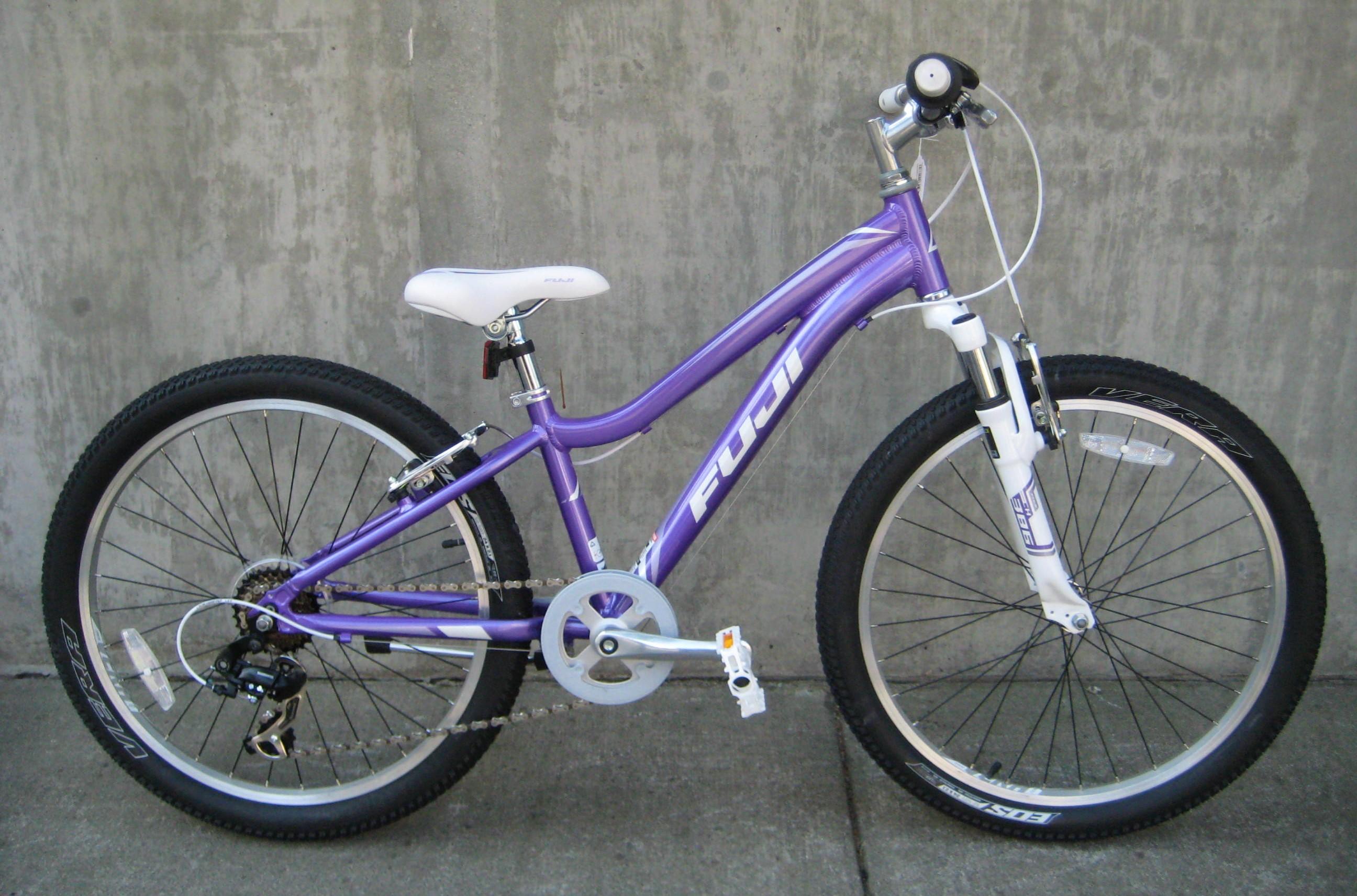 Fuji Dynamite 24 Kids Bike At Classic Cycle Bainbridge