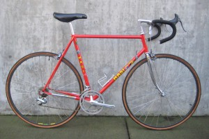 1988 Masi Gran Corsa road bike