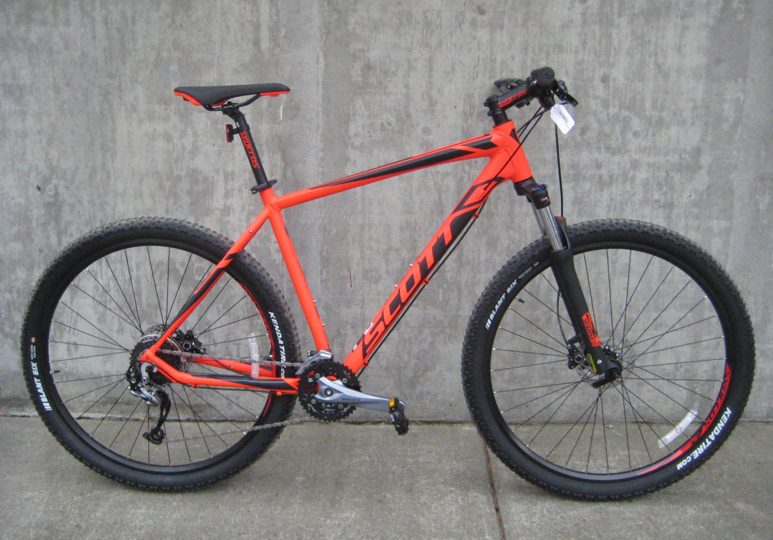 Scott Aspect 940 2017 Mountain Bike Mountain Bikes Autos
