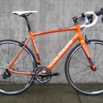 Colnago CX Zero in orange