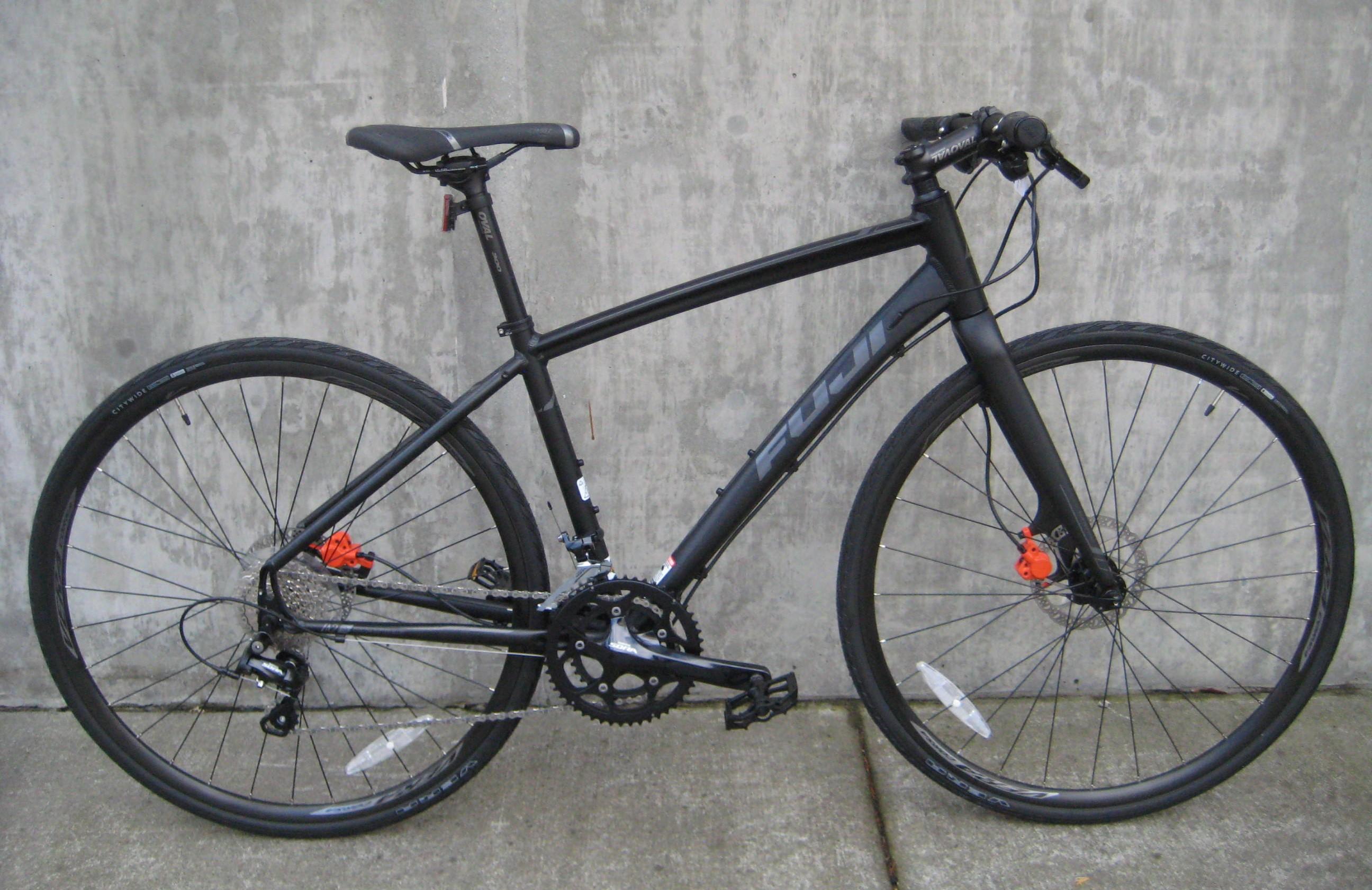 Fuji Hybrid Bikes For Sale At Classic Cycle Bainbridge Island