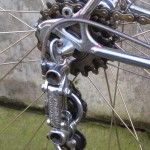 Campagnolo smooth pulley derailleur