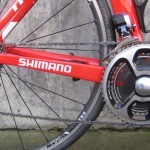 Dura-Ace Di2 with a SRM power meter
