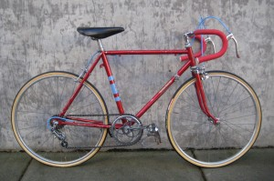 1960 Wilier Trestina Jr.racing bike