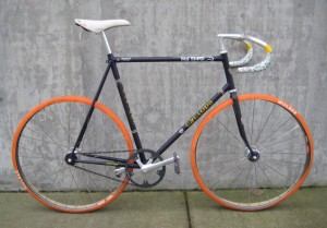 1988 Cyclops Track Bike