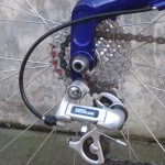 Deore DX rear derailleur