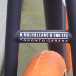 Built by Mike Mulholland