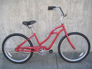 Bixby beach cruiser bicycle