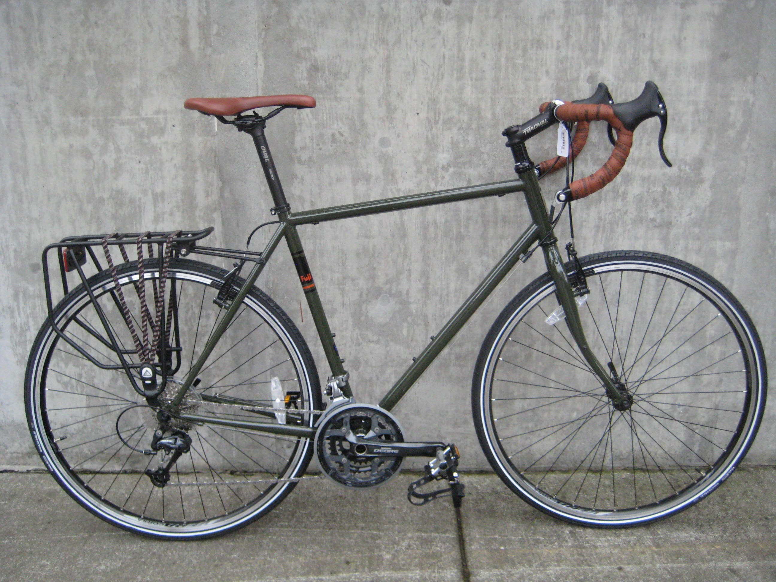 Fuji Touring Bike For Sale At Classic Cycle Classic Cycle