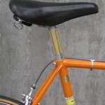 Fluted seat post