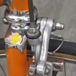 Colnago fork crown