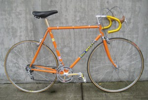 "Molteni team edition ""Eddy Merckx"" made by Colnago"