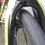 Hidden brake