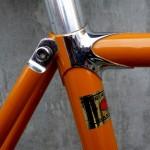 Seat lug detail