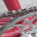 Skip-link block chain