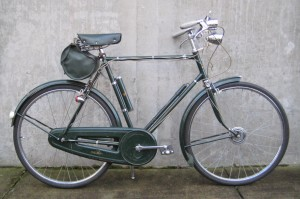 Richard Alexander's 1966 Raleigh