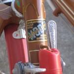 Custom Clubman tubing