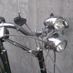Dual head lamps