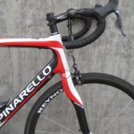 Pinarello front end