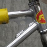 Head tube gusset